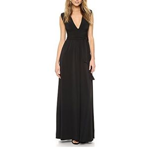 NWT Halston Heritage Jersey Gown